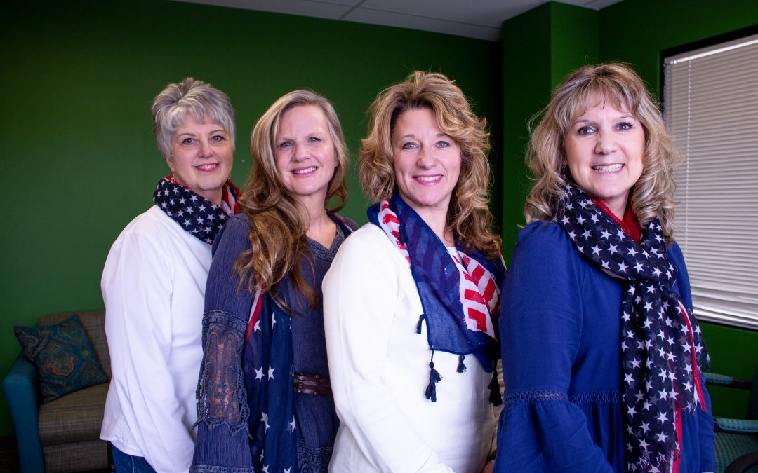 Stonecroft Military: Nurturing Women to Minister in Hard Places